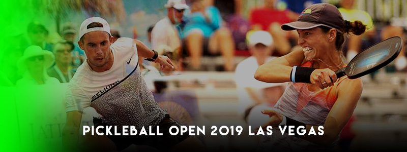 LAS VEGAS PICKLEBALL OPEN