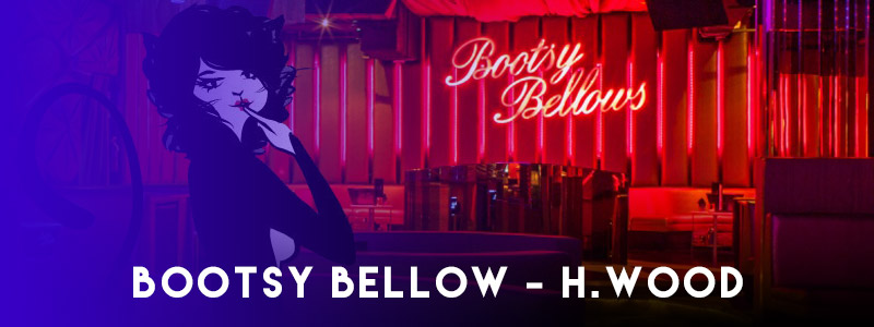 BOOTSY BELLOWS FRIDAY LIVE